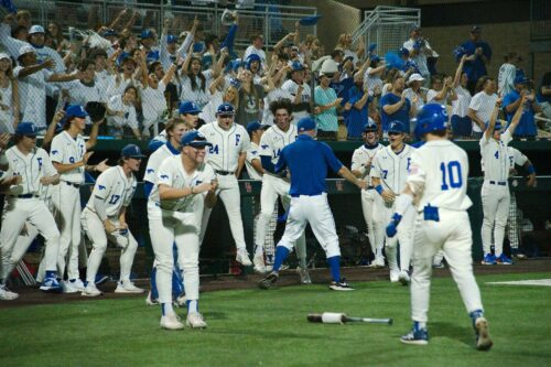 Friendswood routs College Station to reach region final