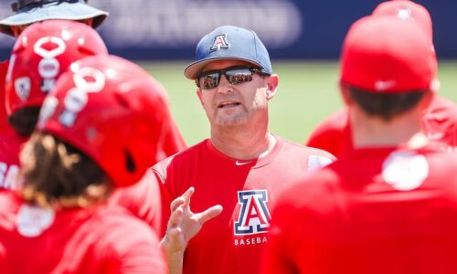Arizona's Jay Johnson fits right in with elite coaches who preceded him