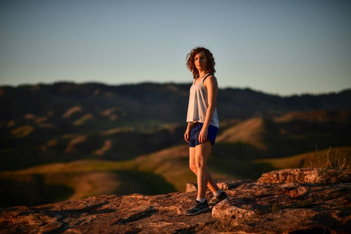 Hecox, who hopes to run for Boise State, has joined the ACLU in suing Idaho to overturn the law barring her participation.