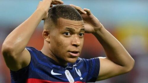 Kylian Mbappe and world champions France's fall from top