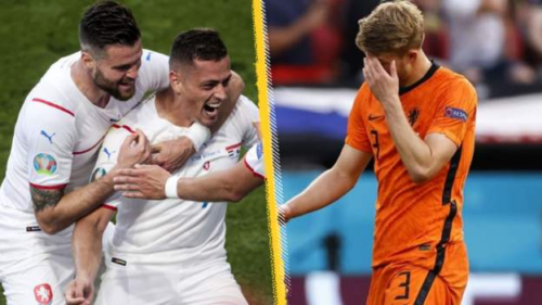 Matthijs de Ligt: Netherlands lost to Czech Republic 'because of what I did'