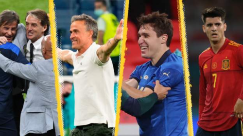 Italy v Spain semi-final at Euro 2020: Everything you need to know