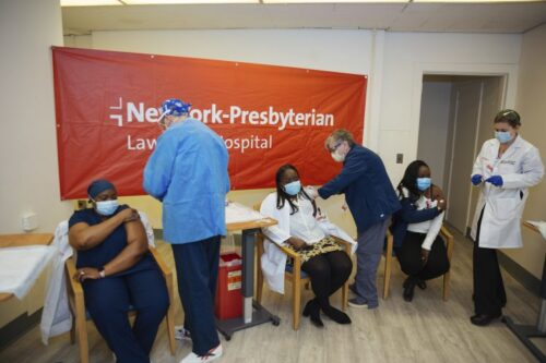 NYC Orders City Health Workers To Get Vaccinated Or Tested | News, Sports, Jobs