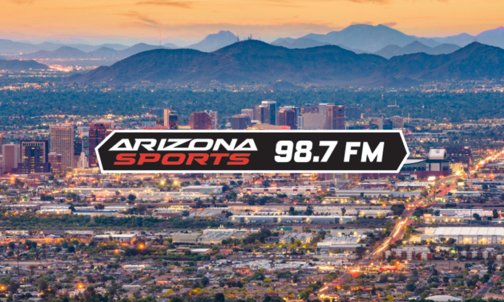 98.7 Arizona Sports Delivers Top 5 Finish in 2021 Spring Book