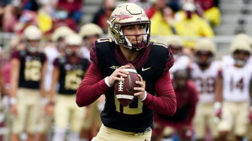 NIL in action - McKenzie Milton and FSU teammates celebrate their new rights in Tallahassee