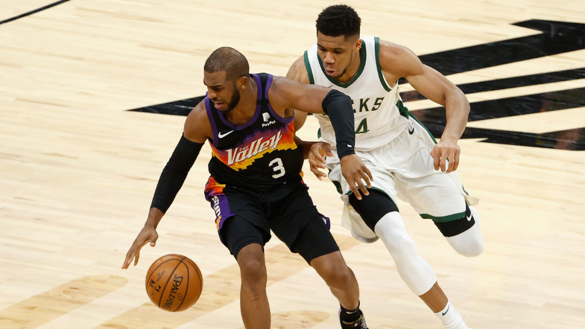 Suns-Bucks NBA Finals preview: Chris Paul's legacy, Giannis Antetokounmpo's health and long title droughts