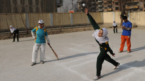 Afghan Women Will Be Banned From Playing Sports, Taliban Say : NPR
