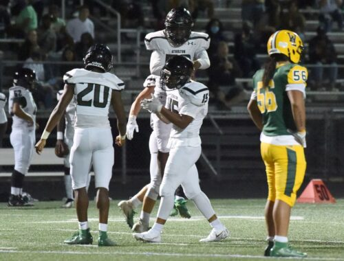 Atholton football does enough to beat Wilde Lake   Howard County sports roundup
