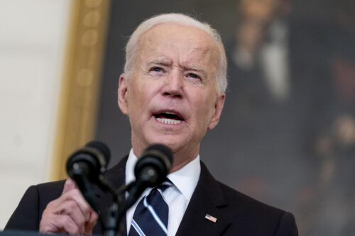 Biden administration gears up for legal clash