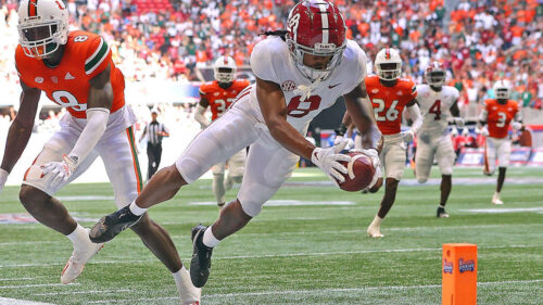 College football winners, losers, overreactions for Week 1: Alabama remains king, Clemson not playoff-caliber