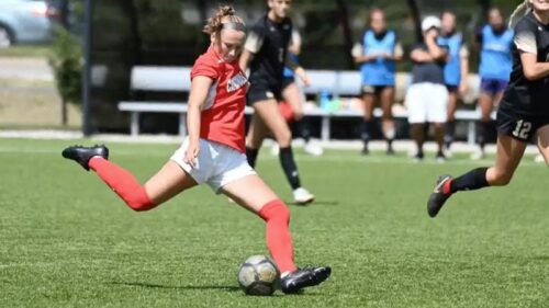 Home Sweet Home; Soccer Scores 3-1 Win at Briner Sports Complex
