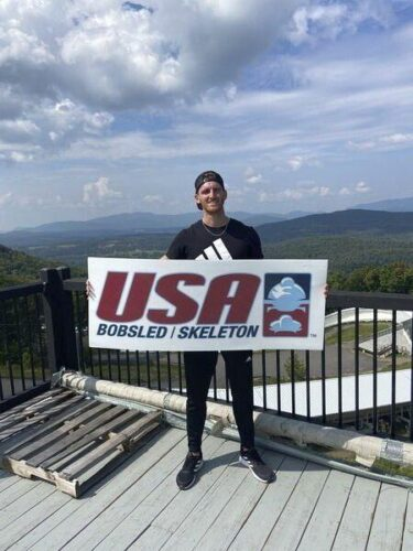 London native seeking opportunity on USA Bobsled team finds talent with different sport | Local News